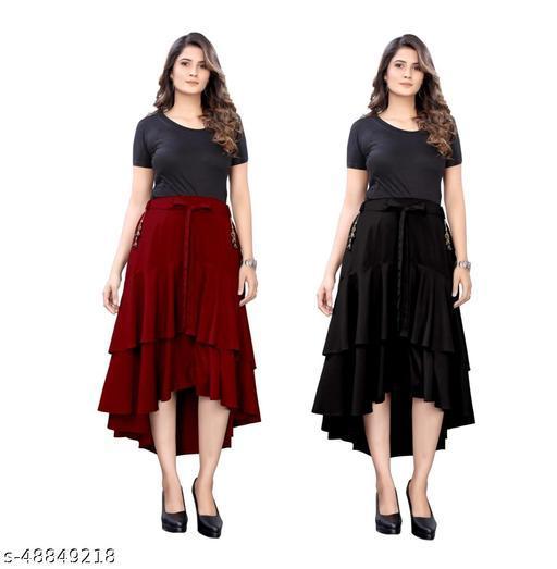 Stylish Latest Women Skirt