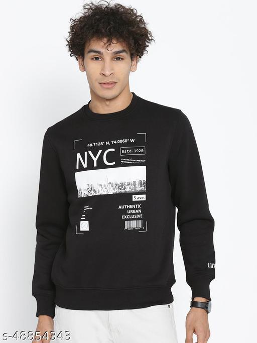 Fancy Elegant Men Sweatshirts
