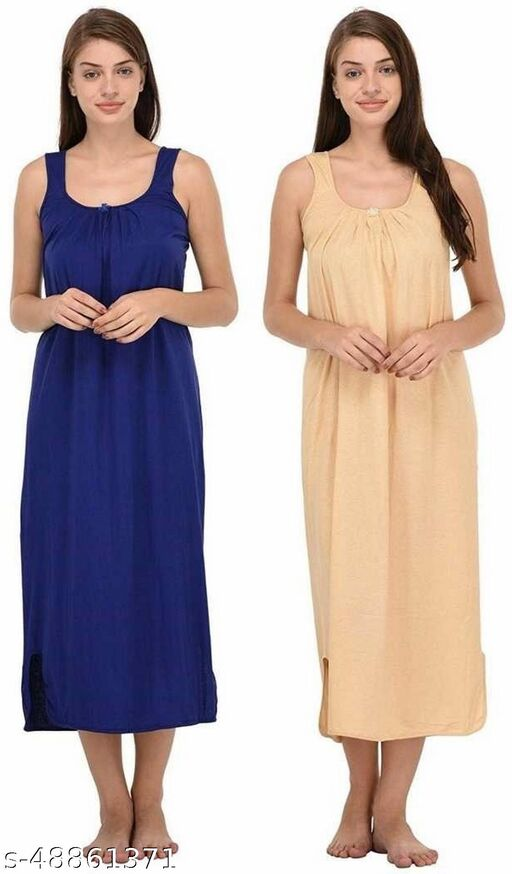 Round Neck Comfortable Sports Camisole Slip, Top Combo (Pack of 1)