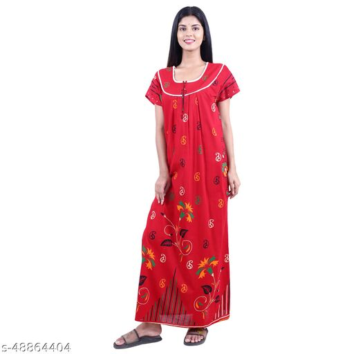 Trendy Fashionable Women Nightdress