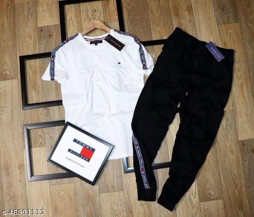 Urbane Fashionable Top & Bottom Set