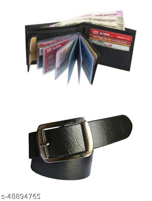 pack of 5  towel socks 3 pairs album wallet & belt for  men