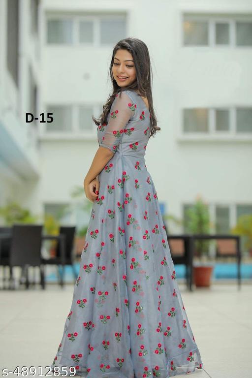JITU D15 gown