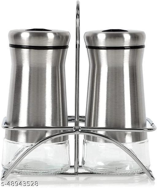 Modern Salt & Pepper Shakers
