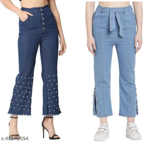 Elegant Trendy Women jeans