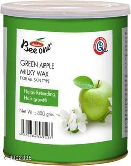 Bee One green milky wax Wax (800)