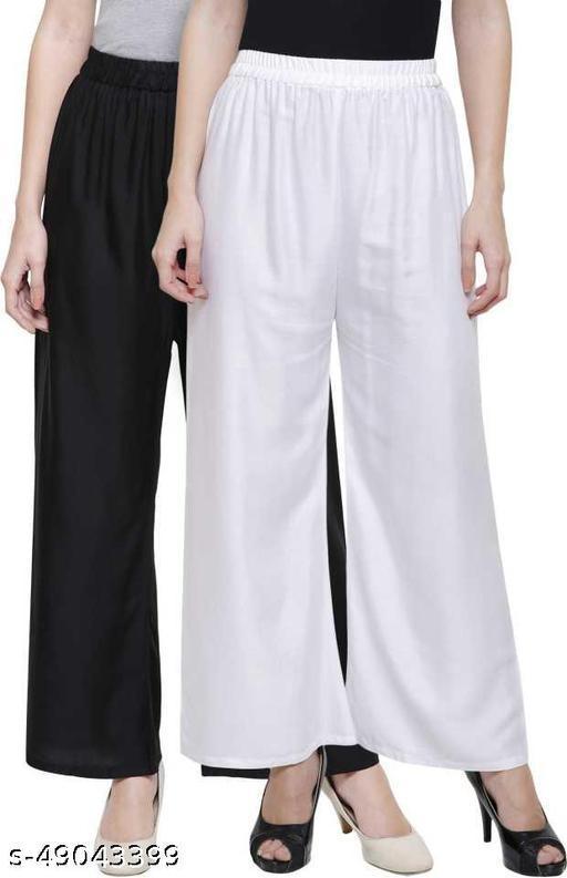 Fashionable Trendy Women Palazzos