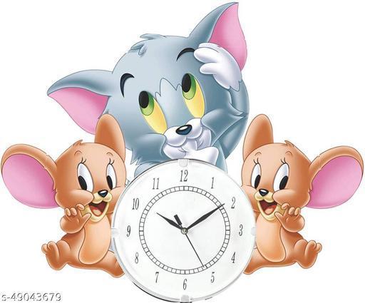 Voguish Wall Clock