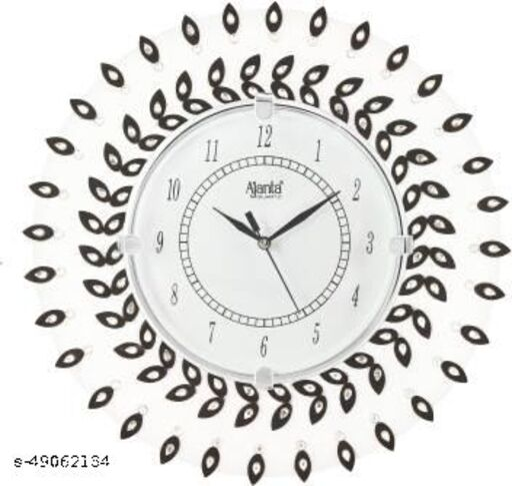Alluring Wall Clock
