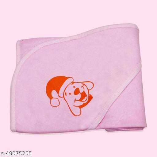 Newborn Ultrasoft Light Weight Printed Baby Blanket Towel