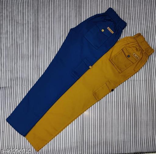 Casual Glamarous Men Trousers Pants