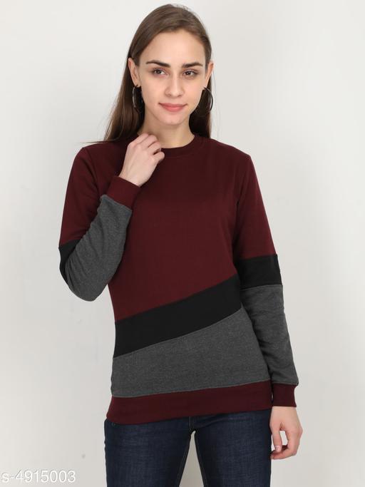 Attractive Women Sweatshirt