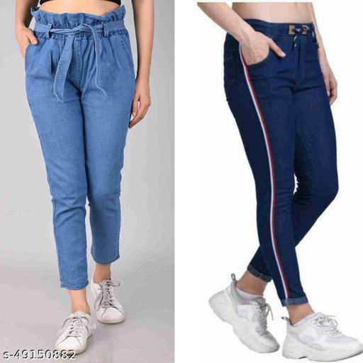 Classy Fabulous Women Jeans