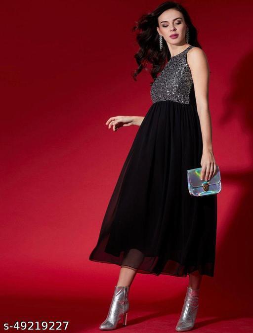 Urbane Modern Women Gown