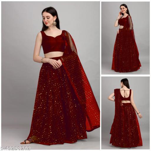Aakarsha Petite Women Lehenga