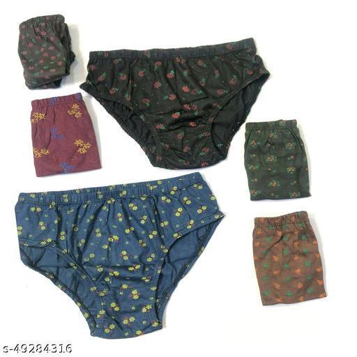 Women Cotton Blend Panty