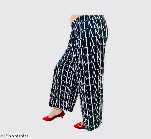 Elegant Trendy Women Palazzos