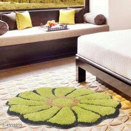 Urbane Trendy Polyester Printed Carpet