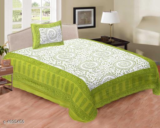 Elite 87 in x 59 Cotton Single Bedsheets