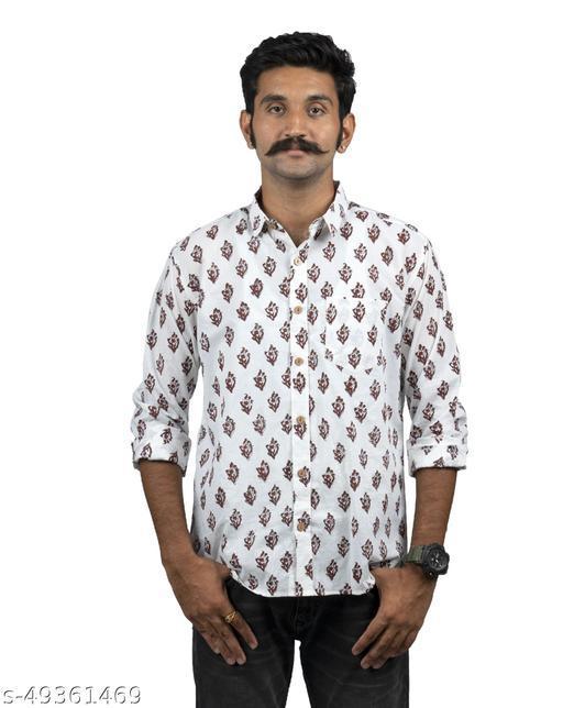 Urbane Partywear Men Shirts