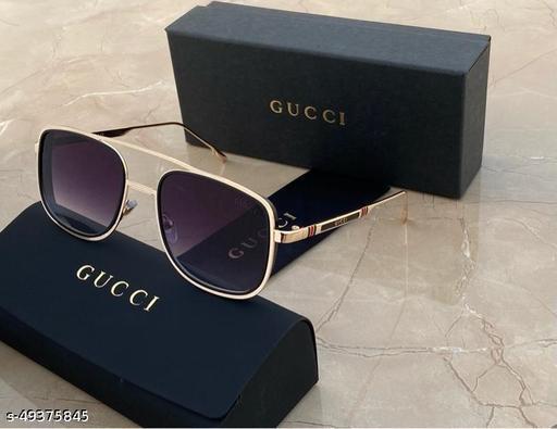 Stylish fashionable trendy Gucci Shaded men sunglasses
