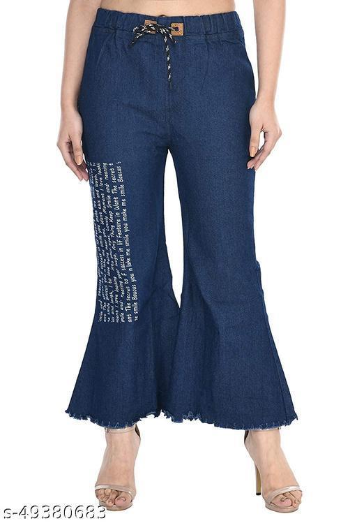 Classic Latest Women Jeans