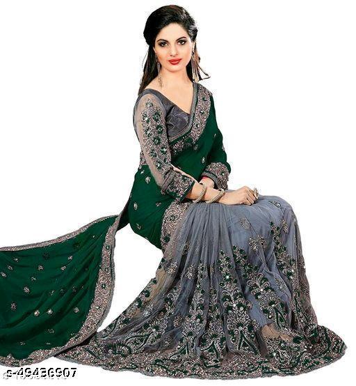 Adrika voguish saree For Women