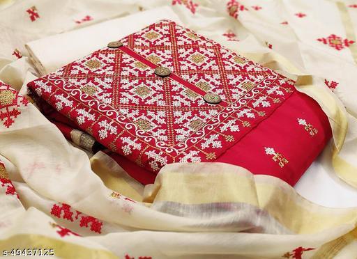 Aagyeyi Fashionable Salwar Suits & Dress Materials