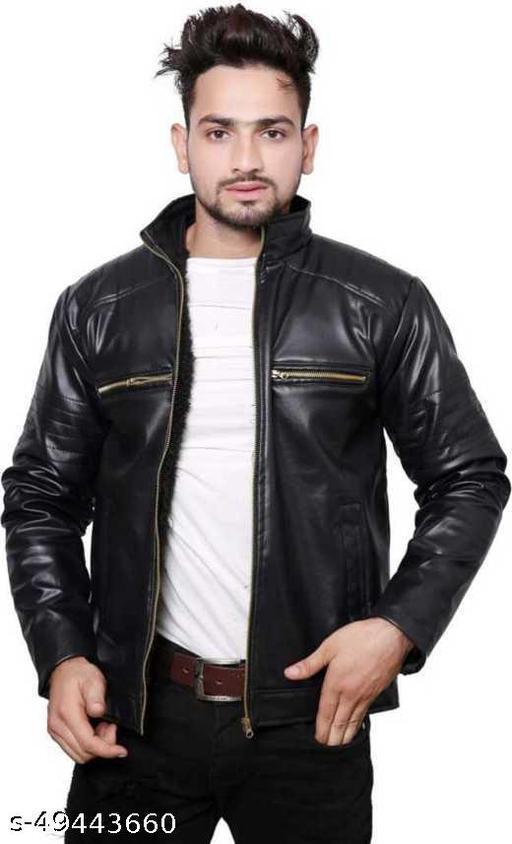 Man jacket/Boys leather jacket/Man and woman leather jacket /woman winter jacket