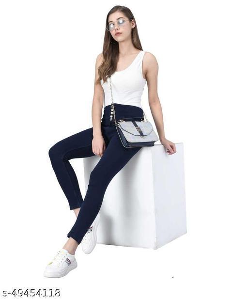 Classy Glamorous Women Jeans