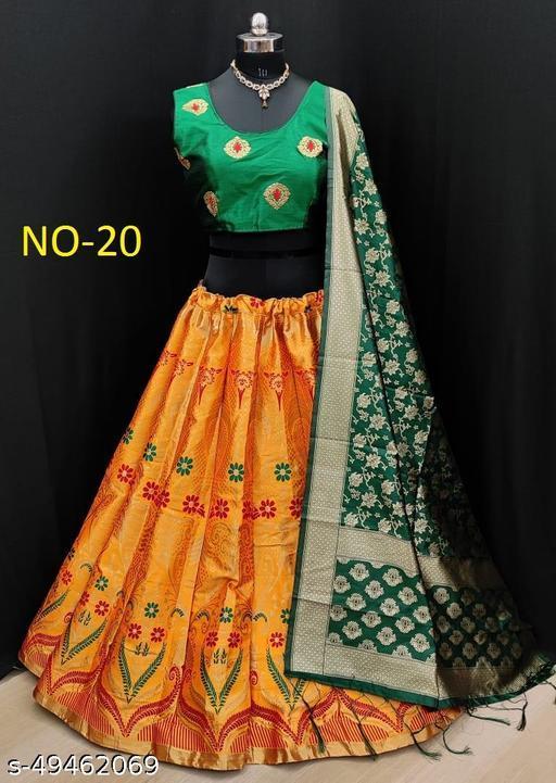 Chitrarekha Attractive Women Lehenga