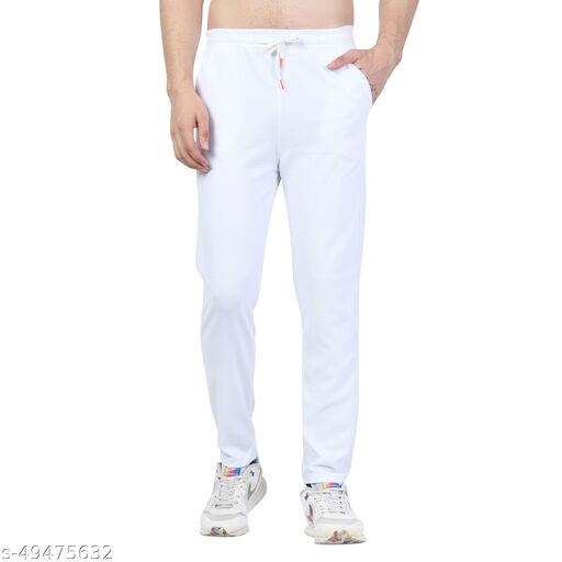CINDERELLA THE CREATIONS FACTORY Track Pant White