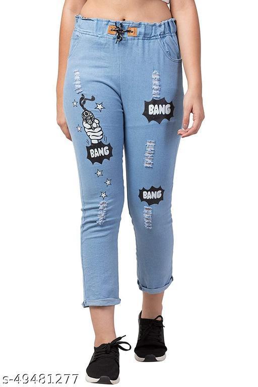 Cutiepie Stylus Kids Girls Jeans