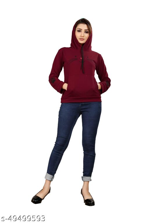 Stylish Latest Women Sweatshirt