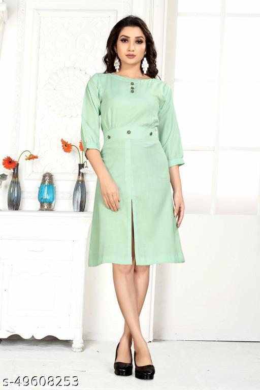 Classic Ravishing Women Dress