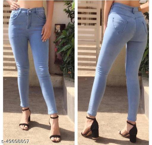 Urbane Ravishing Women Jeans
