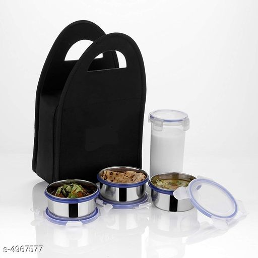 Elite Lunch Boxes With Lunch Bag
