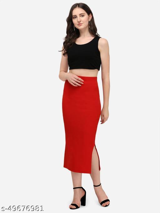 Pretty Fashionable Women Women Petticoat