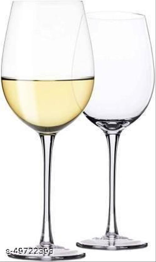Graceful Wine glass