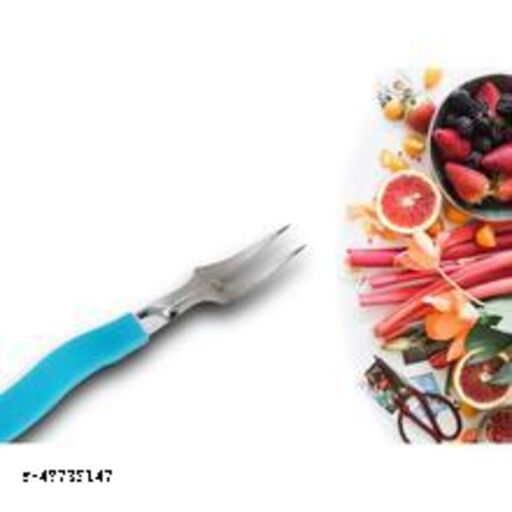 Steel Fruit Fork Set Of 10
