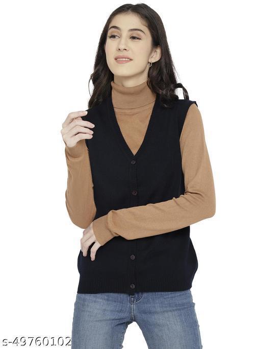 CHKOKKO Sweaters Cardigan for Women