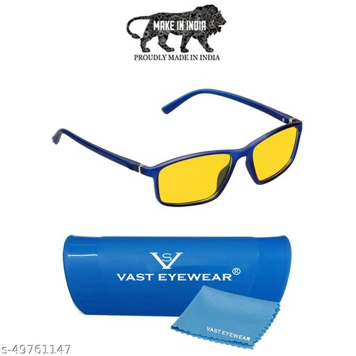 VAST Day And Night Vision Driving Glasses   Blue Ray Blocking And Gaming Glasses For Men Boys Sunglasses