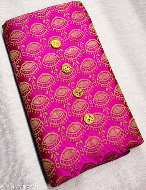 New Banarasi Silk SuitsFabric