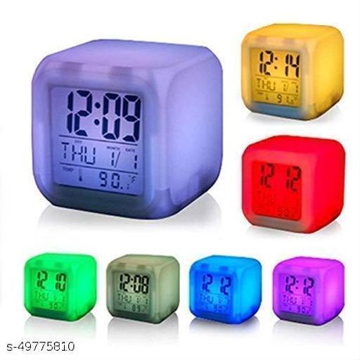 Voguish Alarm Clocks