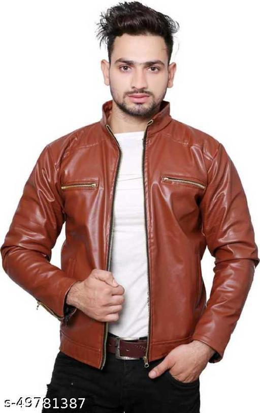 Man jacket/Man leather jacket/Woman leather jacket/Girls stylish winter jacket