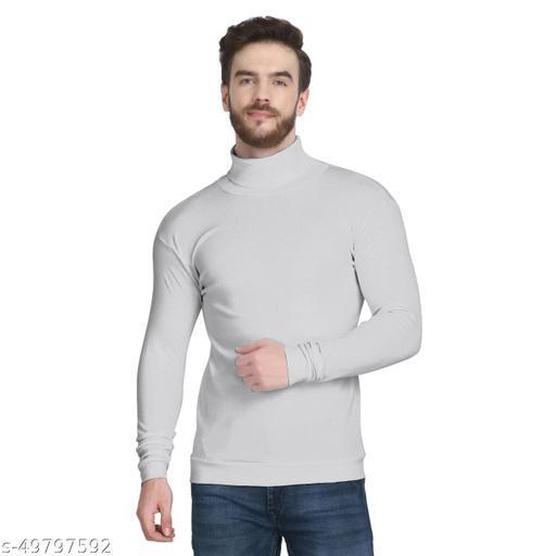 MYO Rib Lycra Boys/Mens Highneck/Sweaters