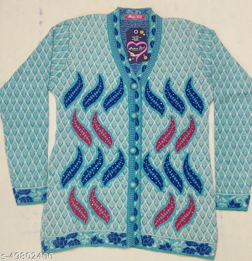 Stylish Partywear Women Sweaters