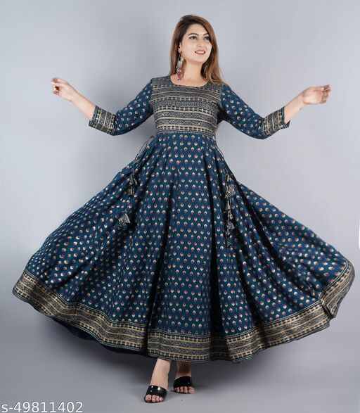 Diva Refined Women Gown