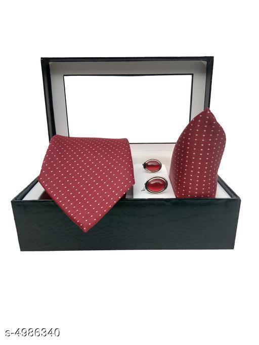 Elite Classic Men's Tie