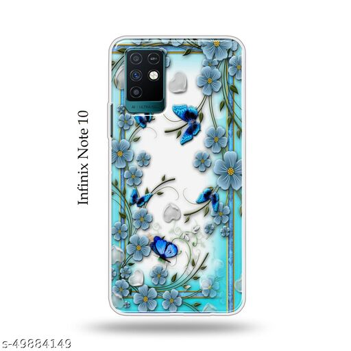 Infinix Note 10 Back Cover